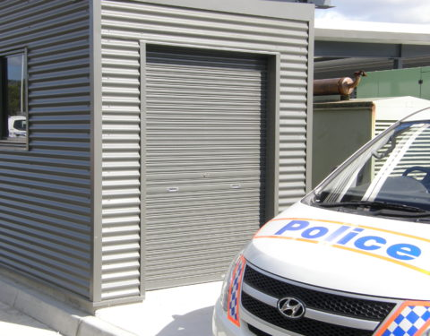 Series 50 Guardian Security Roller Shutter