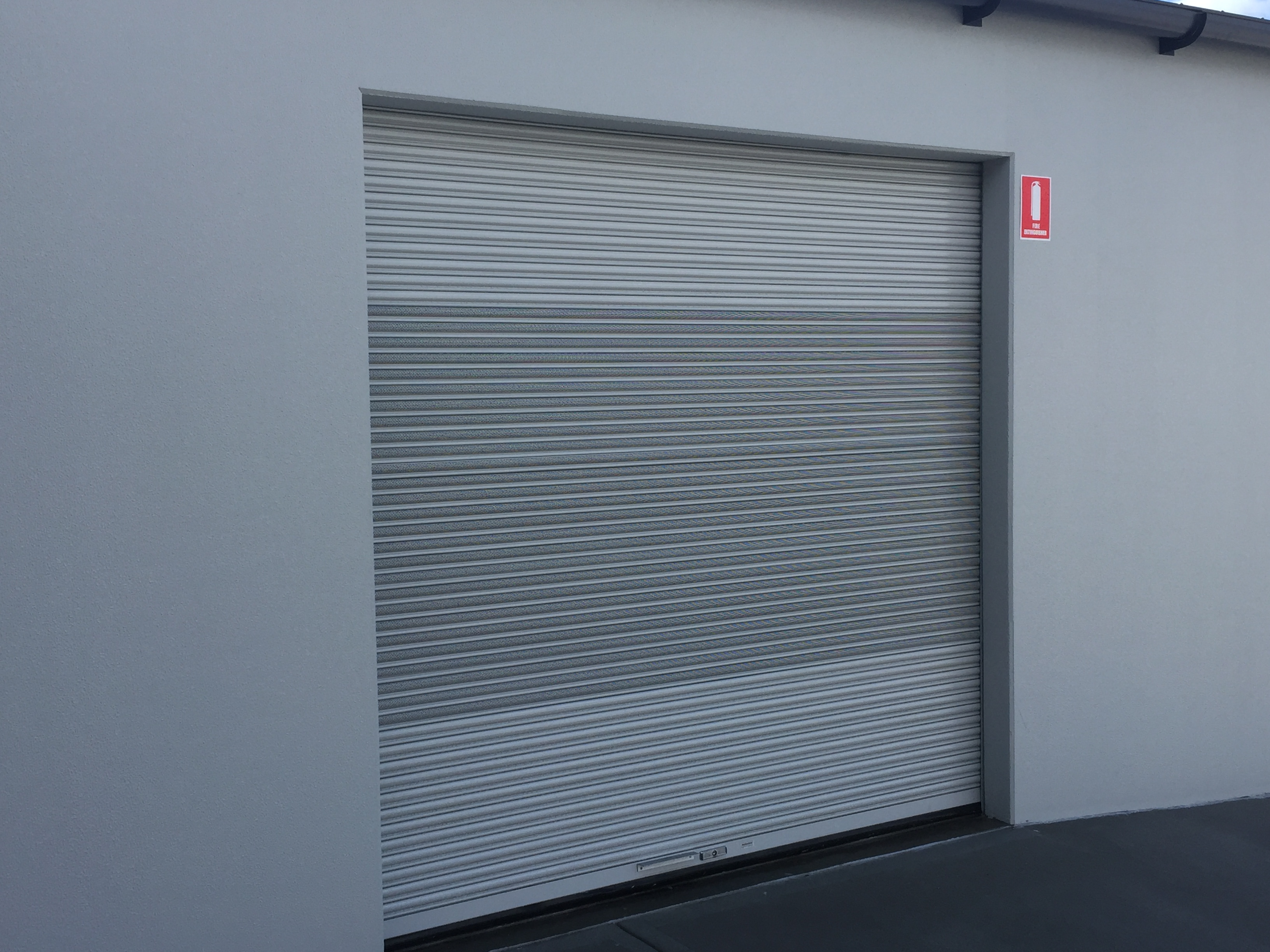 Series 50 Quot Guardian Quot Roller Shutter Mirage Doors