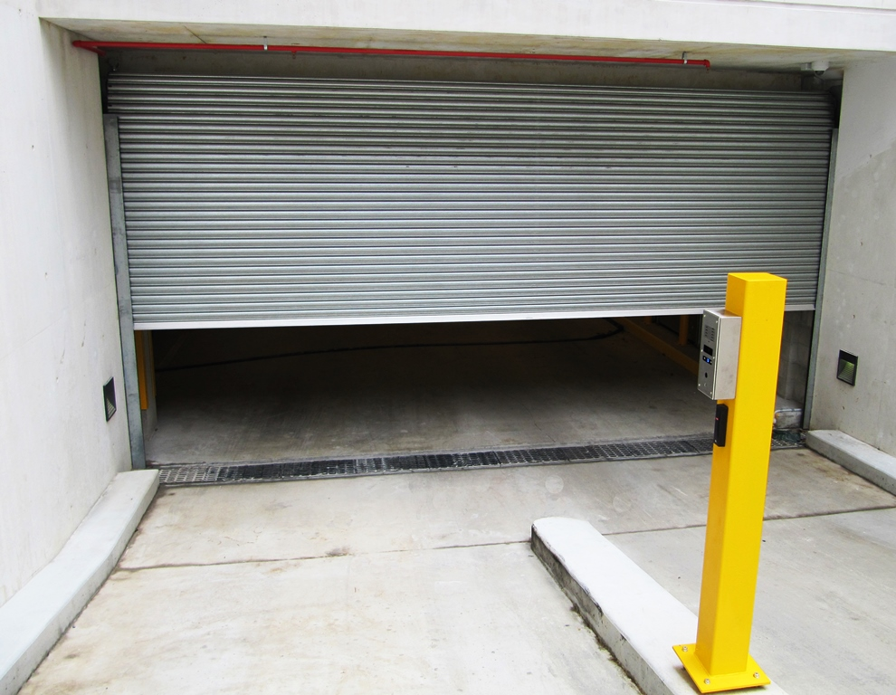 Series 75 Steel Roller Shutter High Cycle Mirage Doors